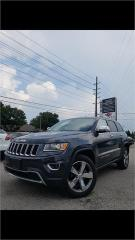 Used 2016 Jeep Grand Cherokee Limited for sale in Cambridge, ON