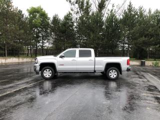 Used 2018 GMC Sierra 1500 SLE Crew 4X4 for sale in Cayuga, ON