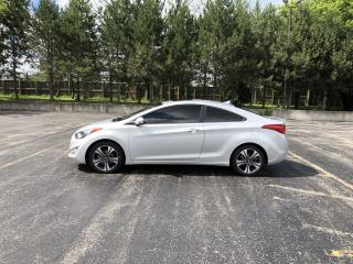 Used 2013 Hyundai ELANTRA GS FWD for sale in Cayuga, ON
