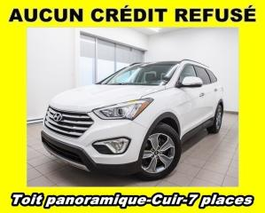 Used 2016 Hyundai Santa Fe XL LUXURY CUIR AWD *7 PASSAGERS* TOIT PANO *PROMO for sale in St-Jérôme, QC