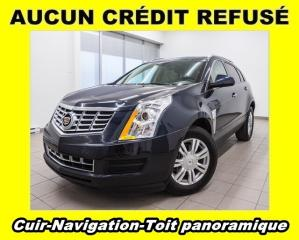 Used 2015 Cadillac SRX LUXURY CUIR *NAVIGATION* TOIT PANORAMIQUE *PROMO for sale in St-Jérôme, QC