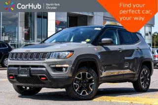 New 2019 Jeep Compass Trailhawk|New_Car|Pano_Sunroof|Keyless_GO|Backup_Cam for sale in Thornhill, ON