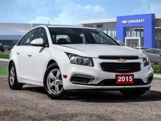 Used 2015 Chevrolet Cruze 2LT for sale in Markham, ON
