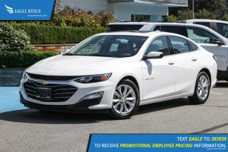 Used 2019 Chevrolet Malibu LT Apple CarPlay & Android Auto, Backup Camera for sale in Coquitlam, BC