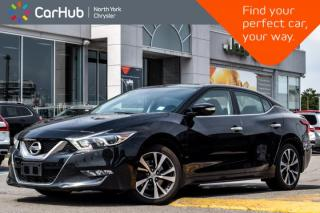 Used 2016 Nissan Maxima SL|Pano_Sunroof|BOSE|GPS|Backup.Cam|Bluetooth|Heat.Frnt.Seats| for sale in Thornhill, ON