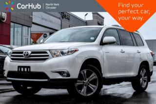 Used 2013 Toyota Highlander LIMITED  for sale in Thornhill, ON