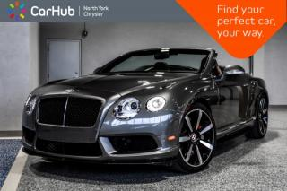 Used 2014 Bentley Continental GT V8 S |Power.Top|Bluetooth|BackupCam|GPS|Heat.Frnt.Seats| for sale in Thornhill, ON