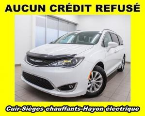 Used 2017 Chrysler Pacifica TOURING-L SIÈGES CHAUFF CUIR HAYON ÉLECT *BAS KM* for sale in Mirabel, QC