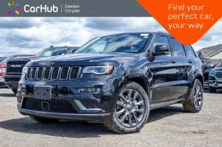 New 2019 Jeep Grand Cherokee Overland|4X4|Navi|Sunroof|R-Start|Bluetooth|Backup Cam|20
