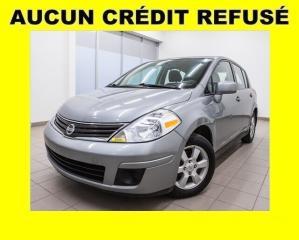 Used 2012 Nissan Versa ** RÉSERVÉ** 1.8 S AUTOMATIQUE CLIMATISEUR *100% A for sale in Mirabel, QC