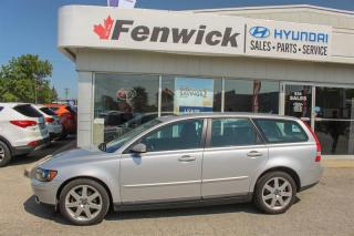 Used 2005 Volvo V50 2.4i A for sale in Sarnia, ON