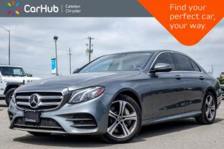 Used 2018 Mercedes-Benz E-Class E 400|4Matic|Navi|Pano Sunroof|Backup Cam|Bluetooth|Blind Spot|Leather|18