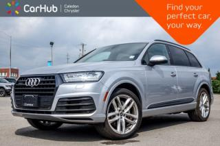 Used 2018 Audi Q7 Technik|7 Seater|Navi|Pano Sunroof|Bluetooth|360 Backup Cam|Heat & Ventilated Front Seats|20