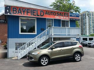 Used 2013 Ford Escape SE AWD **Navigation/Heated Seats/Bluetooth** for sale in Barrie, ON