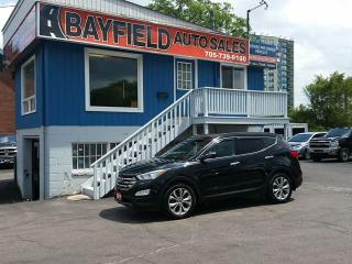 Used 2016 Hyundai Santa Fe Limited 2.0T AWD **Navigation/Htd Steering Wheel** for sale in Barrie, ON