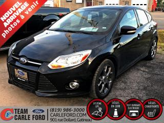 Used 2014 Ford Focus Ford Focus SE 2014, Cuir, toit ouvrant, for sale in Gatineau, QC