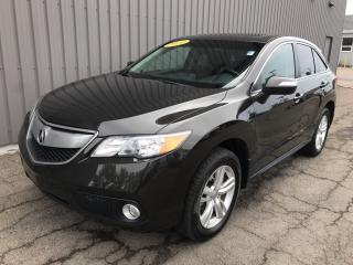 Used 2014 Acura RDX ALL WHEEL DRIVE | V6 | LEATHER INTERIOR | SUNROOF | ALLOYS for sale in Charlottetown, PE