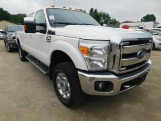 Used 2016 Ford F-250 Super Duty SRW LARIAT CREW for sale in Listowel, ON