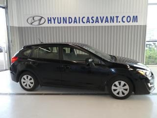 Used 2015 Subaru Impreza Hayon CVT 2,0i for sale in St-Hyacinthe, QC