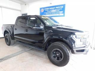 Used 2018 Ford F-150 RAPTOR for sale in Listowel, ON