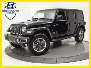 Used 2018 Jeep Wrangler UNLIMITED NEW SHAPE !!! for sale in Brossard, QC