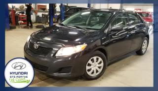 Used 2009 Toyota Corolla Berline 4 portes, boîte automatique, CE for sale in Val-David, QC