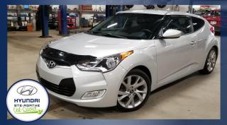 Used 2016 Hyundai Veloster for sale in Val-David, QC