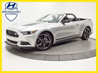 Used 2017 Ford Mustang GT, CALIFORNIA SPÉCIAL, NAV for sale in Brossard, QC