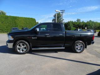 Used 2015 RAM 1500 Cabine quad 4RM, 140,5po Big Horn for sale in Joliette, QC