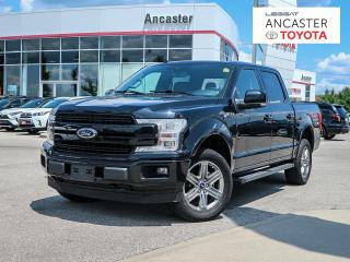 Used 2018 Ford F-150 LARIAT FX4- NAVI|SUNROOF|LEATHER|CREW for sale in Ancaster, ON