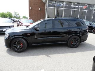 Used 2018 Dodge Durango SRT NAVI/DVD/SUNROOF/TECHNOLOGY PACKAGE for sale in Concord, ON