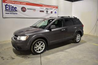 Used 2018 Dodge Journey Gt+dvd+cuir+awd for sale in Sherbrooke, QC