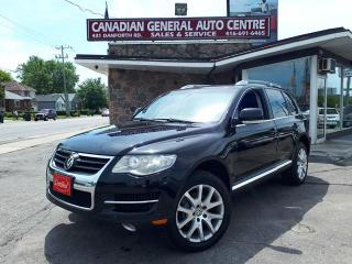 Used 2008 Volkswagen Touareg 2 Comfortline for sale in Scarborough, ON