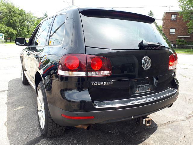 2008 Volkswagen Touareg