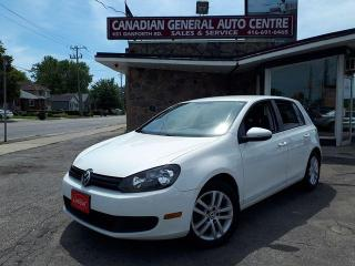 Used 2012 Volkswagen Golf for sale in Scarborough, ON