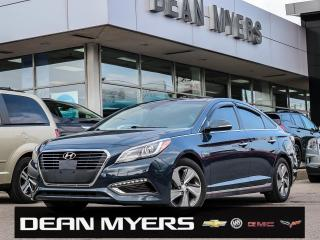 Used 2016 Hyundai Sonata LIMITED for sale in North York, ON