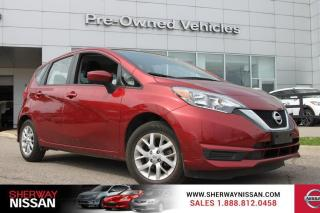 Used 2017 Nissan Versa Note One owner accident free trade. Nissan certified preowned,only 27578 kms! for sale in Toronto, ON
