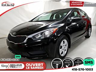Used 2016 Kia Forte 1.8l Lx Bluetooth for sale in Québec, QC
