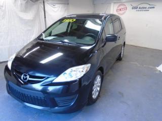 Used 2010 Mazda MAZDA5 for sale in Ancienne Lorette, QC