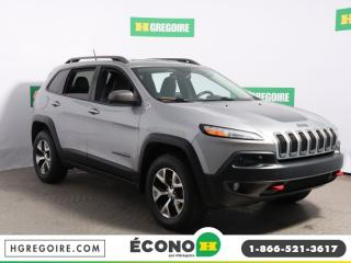 Used 2015 Jeep Cherokee A/C for sale in St-Léonard, QC