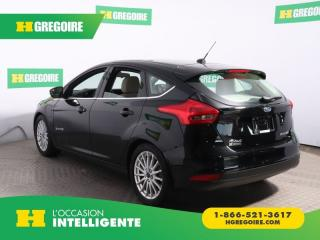 Used 2018 Ford Focus ELECTRIC A/C CUIR for sale in St-Léonard, QC