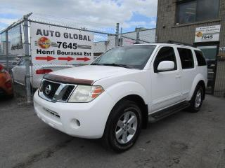Used 2009 Nissan Pathfinder AWD 7 PASSAGERS V6 for sale in Sherbrooke, QC