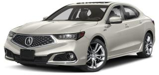 New 2019 Acura TLX Tech A-Spec for sale in Burlington, ON
