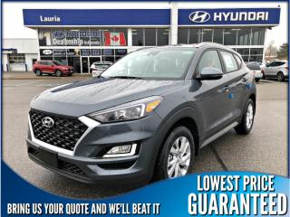 New 2019 Hyundai Tucson 2.4L AWD Preferred Auto for sale in Port Hope, ON