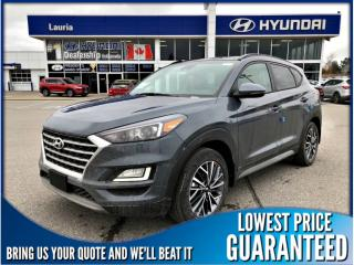New 2019 Hyundai Tucson 2.4L AWD Luxury Auto for sale in Port Hope, ON