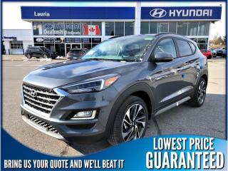 New 2019 Hyundai Tucson 2.4L AWD Ultimate Auto for sale in Port Hope, ON