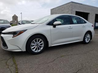 New 2020 Toyota Corolla XLE for sale in Etobicoke, ON