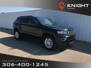 New 2019 Jeep Grand Cherokee Laredo E | Backup Camera | Bluetooth for sale in Weyburn, SK