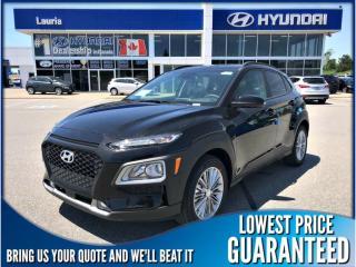 Used 2019 Hyundai KONA 2.0L AWD Luxury Auto for sale in Port Hope, ON