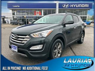 Used 2013 Hyundai Santa Fe 2.4L Premium AWD - LOW KMS for sale in Port Hope, ON